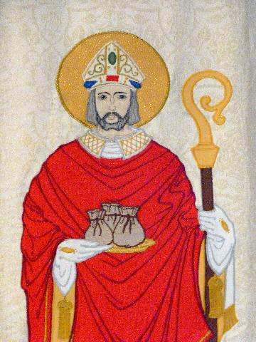 Saint Nicolas Old Shoreham